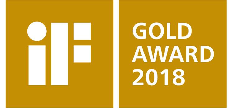 iF Gold-Award-2018